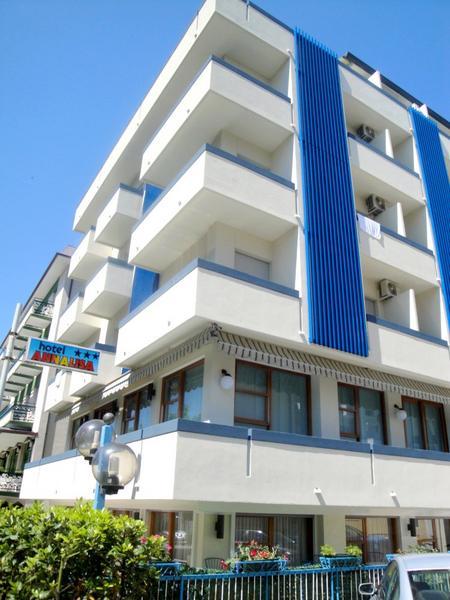 Hotel Annalisa - buitenkant