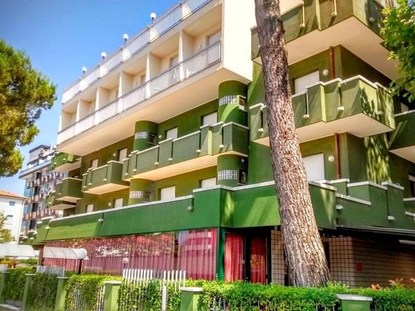 Hotel Etna - Aussenansicht