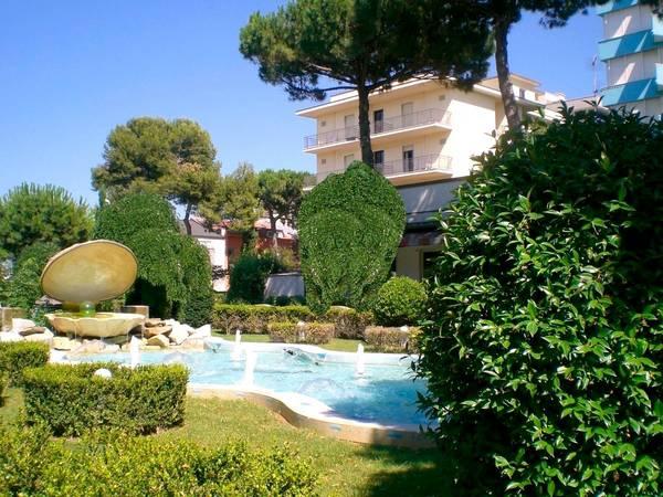Hotel Stella - Vista externa