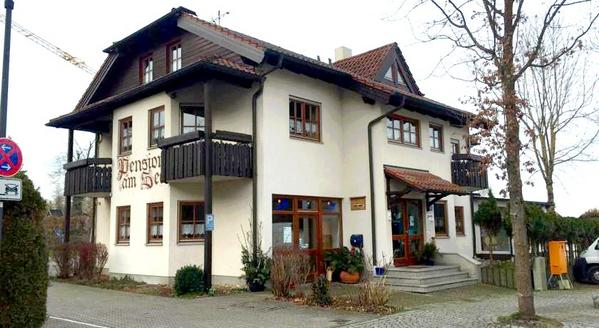 Pension am See - Outside