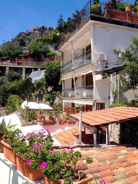 Hotel Villa Greta - Vu d'extérieur