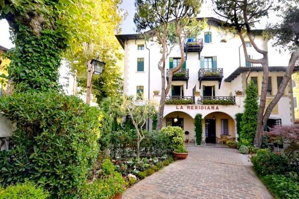 Hotel Albergo  La Meridiana - Aussenansicht