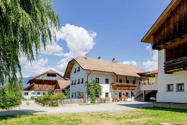 Bauernhof Grossflatscherhof - Aussenansicht