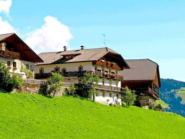 Bauernhof Stauderhof - Aussenansicht