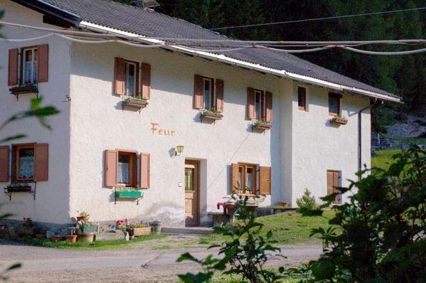 Bauernhof Feur - Widok