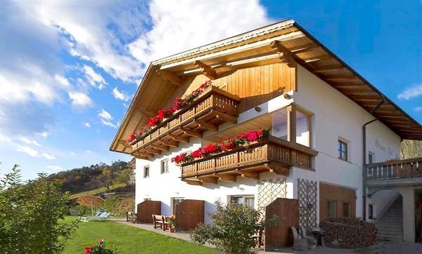Bauernhof Wieserhof - Familie Federer - Aussenansicht