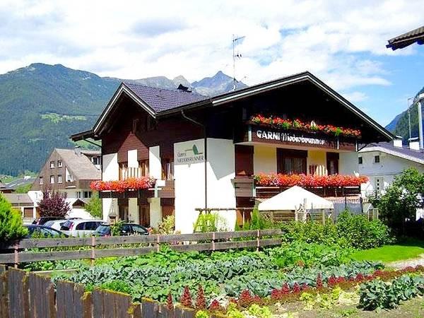 Gästehaus Garni Niederbrunner - Aussenansicht