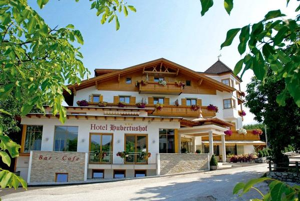 Hotel Hubertushof - Вид снаружи