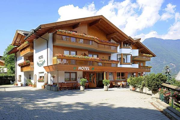 Hotel Waldheim - Exteriör