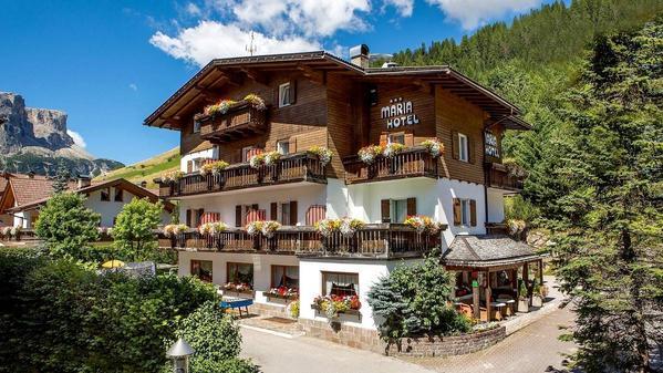 Hotel Maria - Outside