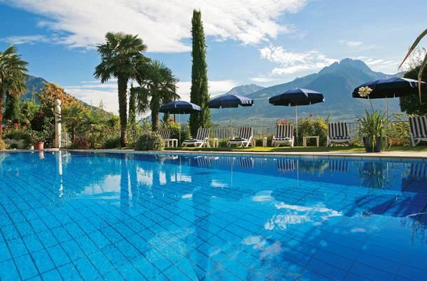 Hotel Marlena - Schwimmbad/Pool