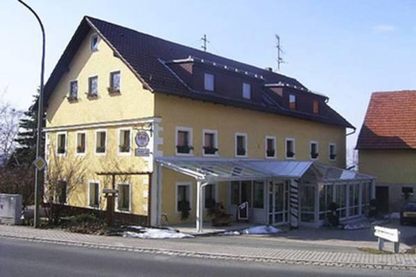 Gasthaus Zum Oschenberg - Exteriör