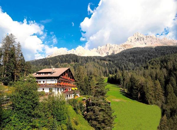 Hotel Mayr Obereggen - Вид снаружи