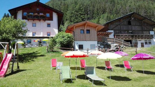 Ferienwohnungen Häuslerhof-Blösn - Aussenansicht