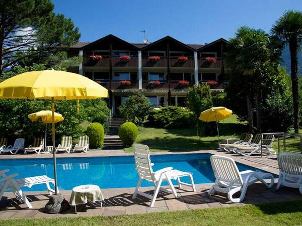 Hotel Tannerhof - Outside