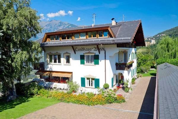 Appartements Landhaus Weger - Aussenansicht