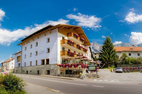 Hotel-Gasthof Lamm - Outside
