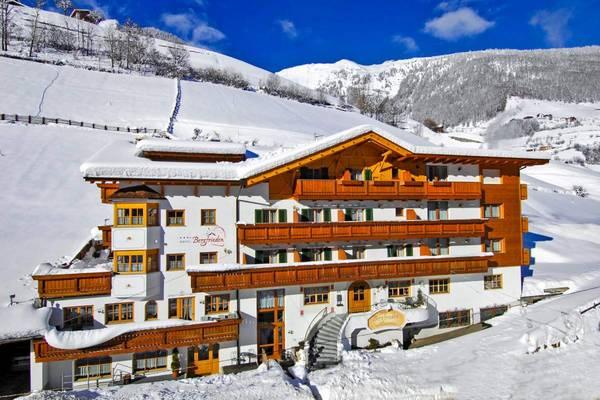 Hotel Bergfrieden Martelltal - 健美