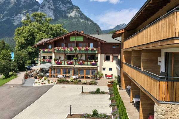 Hotel-Gasthof Hindenburglinde - Widok