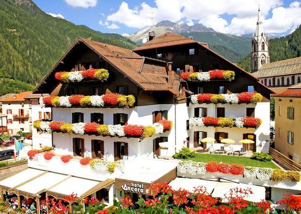 Hotel Ancora - Aussenansicht