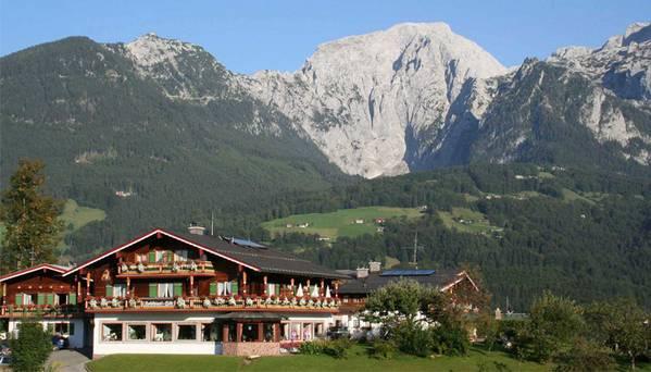 Gästehaus Kohlhiasl-Höh - Widok