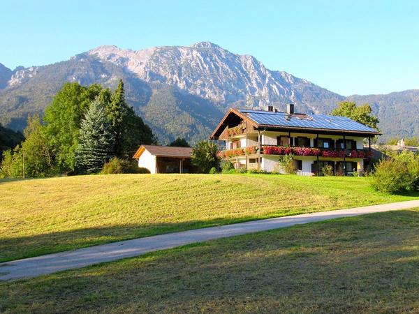 Fewos Landhaus Fellnerbauer - Aussenansicht