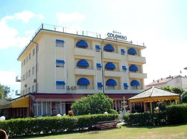Hotel Colombo - Aussenansicht