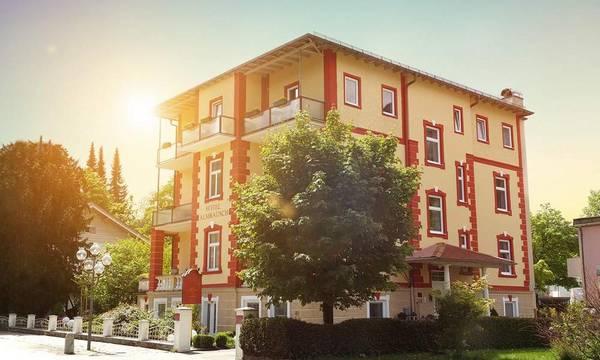 Hotel Almrausch - Aussenansicht