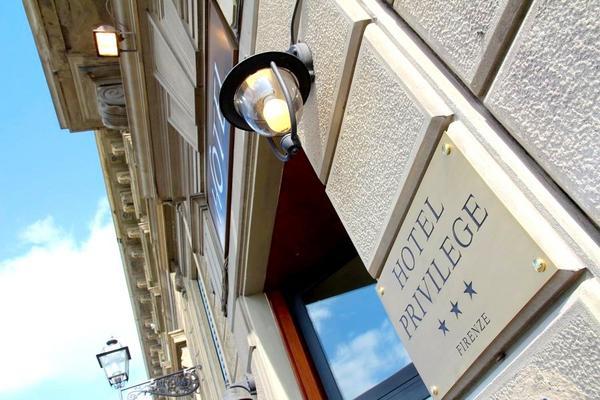 Hotel Privilege - Aussenansicht