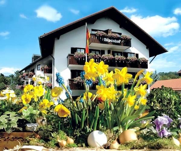 Hotel Alpenhof - Aussenansicht