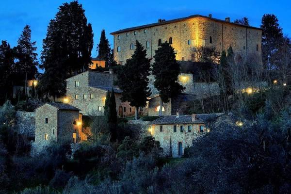 Il Castello di Bibbione - Aussenansicht