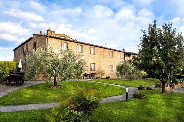 Borgo Collelungo  - Aussenansicht