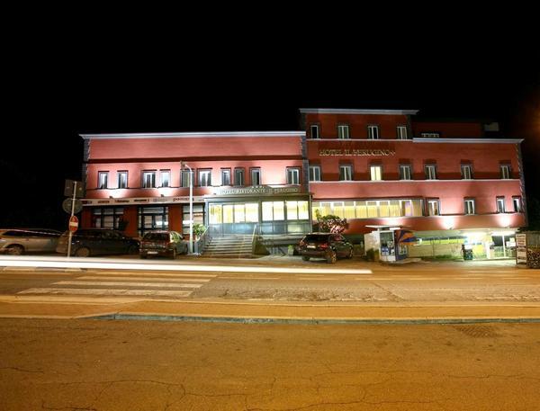 Hotel IL Perugino - Aussenansicht