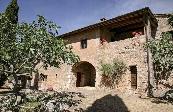 Azienda Agriara Casa al Gianni di Bezzini Andrea - Aussenansicht