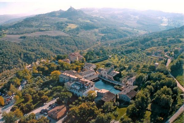 Hotel posta marcucci in 53027 bagno vignoni italy - Bagno vignoni hotel posta marcucci ...