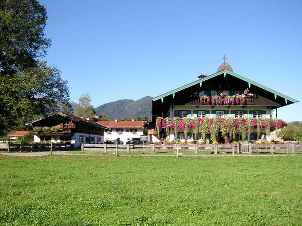 Fewo Familien Bauernhof Berghammer