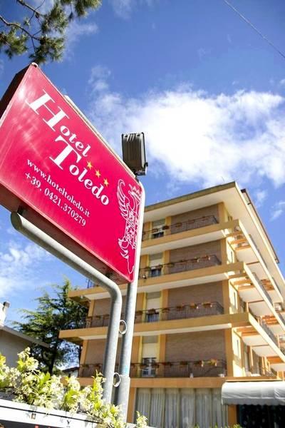 Hotel Toledo - Vista externa