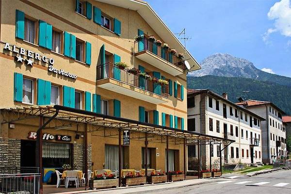 Hotel Da Marco - Vista al exterior