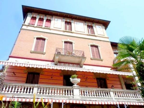 Park Hotel Paradiso Villa Alma Regina - buitenkant