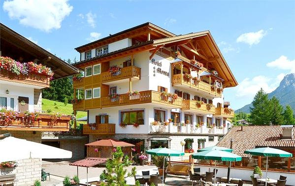 Hotel Monza - Aussenansicht