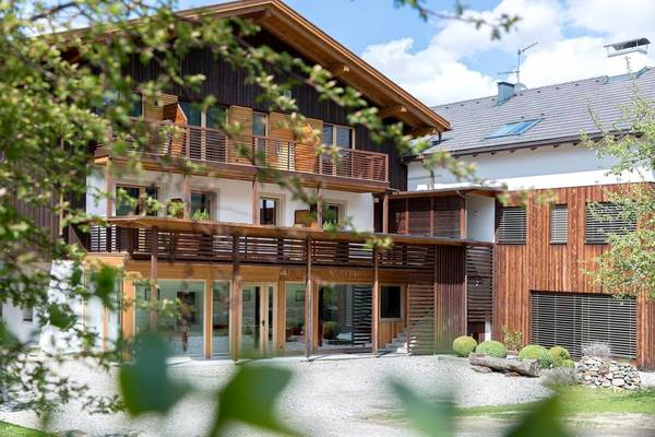 Bachlerhof Appartements und Garni - Outside