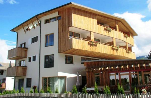 Fewo Residence Aichner - Aussenansicht