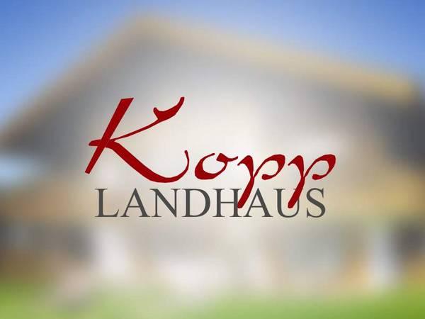 Ferienwohnungen Landhaus Kopp - Logo