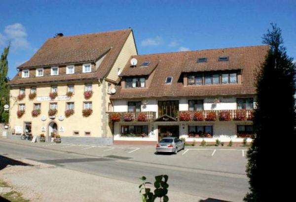 Hotel-Gasthof Hirschen - Outside