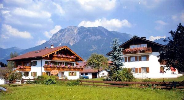 Ferienwohnungen Landhaus Titscher-Frick - Aussenansicht