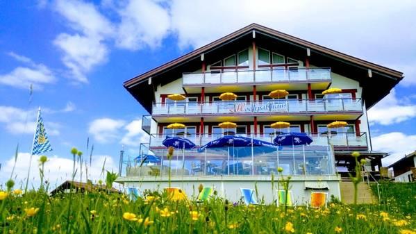 Sporthotel Hochpasshaus am Iseler - Exteriör
