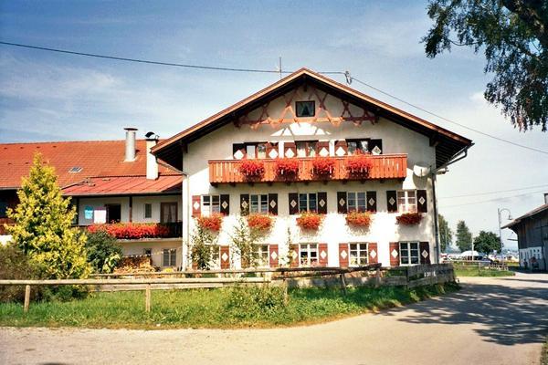 Bauernhof Hänslerhof - Aussenansicht