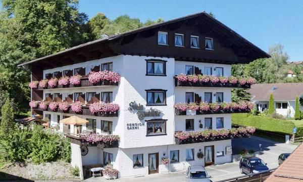 Pension-Garni Steigmühle - buitenkant