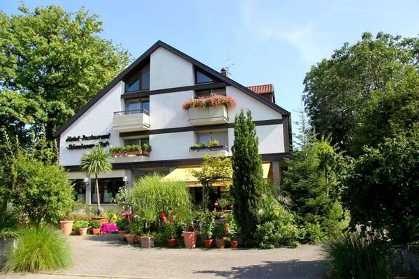 Schachener Hof Hotel-Restaurant-Café - Aussenansicht