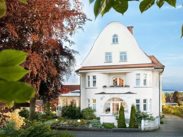 Jugendstilvilla Hotel Schöngarten - Outside